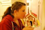 Creative Fridays: Gingerbread Houses