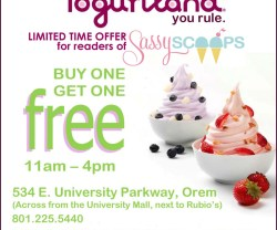 Treats, Froyo, Win $300 and a fun Girl's Night Out Event!!