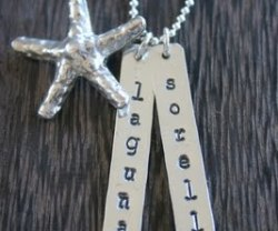 Giveaway Monday — $50 to Starfish Jewelry {custom jewelry made in sunny San Diego}