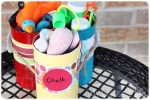 """Summer Social"" Guest Project — Make a Summertime Activity Caddy!! {tutorial}"