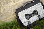 """Summer Social"" Guest Post — Make a Ruffled Laptop Bag Refashion!"