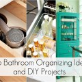 16 bathroom organizing ideas