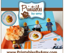 Giveaway Monday — Three $50 credits to Printables By Amy from Amy Locurto!!