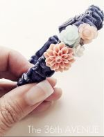 A Great DIY Gift Idea — Make an Adjustable Ribbon Bracelet!! (tutorial)