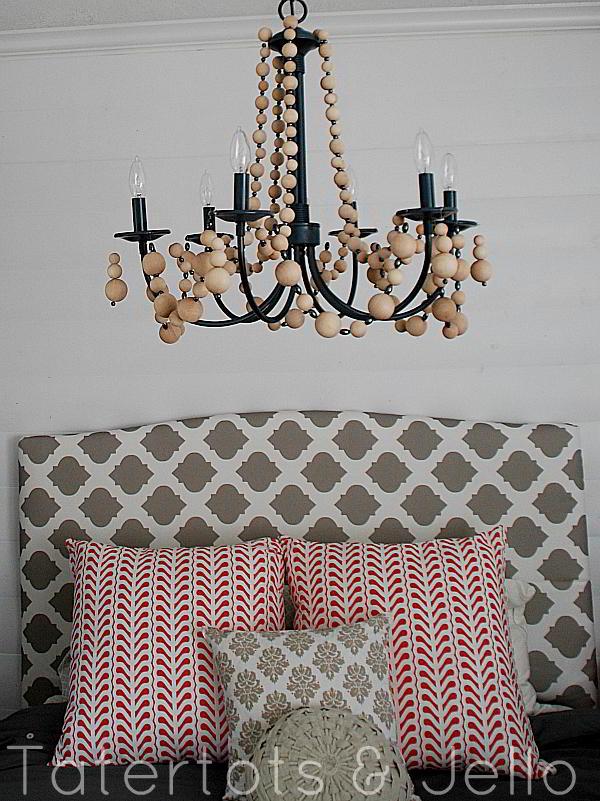 Make a diy beaded chandelier - Building a chandelier ...