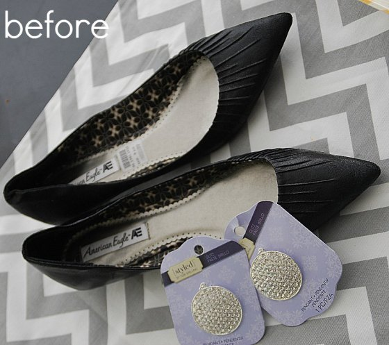 taped off the inside of the shoes with painter s tape to keep the. Black Bedroom Furniture Sets. Home Design Ideas
