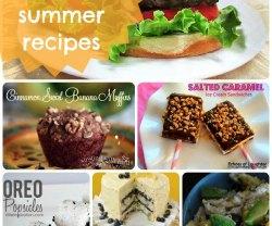 Great Ideas — 15 Tasty Summer Recipes!!