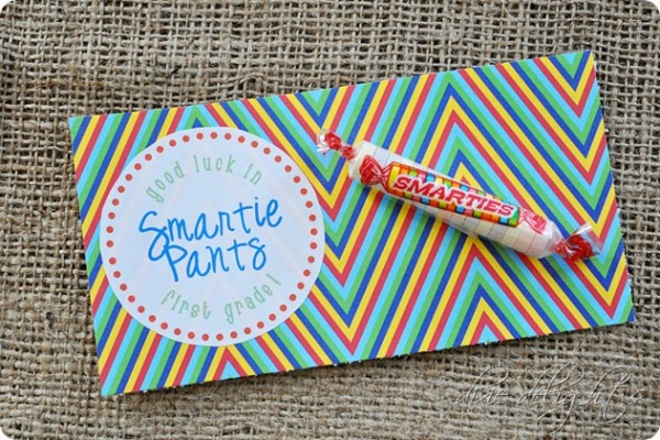 This is a graphic of Remarkable Smartie Pants Printable