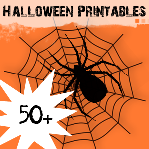 It is a photo of Luscious Free Printable Halloween Decorations