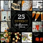 Great Ideas — 25 Spooky Halloween Projects!!