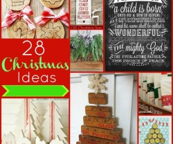 28 christmas ideas