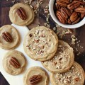 brown sugar pecan cookies