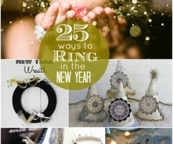Great Ideas — 25 Ways to Ring in the New Year