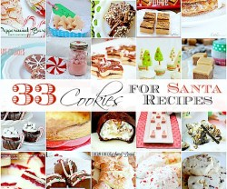 33 Cookie For Santa Recipes