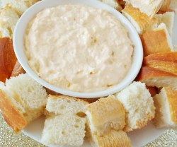 HAPPY Holidays — Zesty Crab Dip Recipe (Perfect for New Year's Eve)