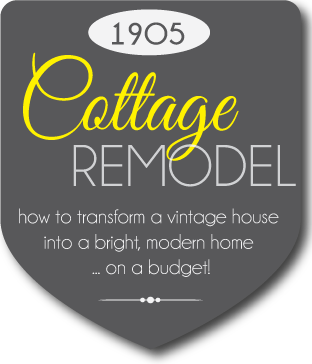 1905 Cottage Remodel