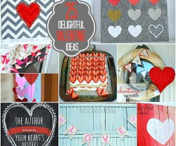 25 delightful valentine ideas