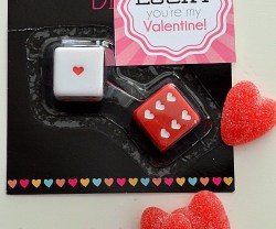 "Valentine's Day Printable: ""Lucky"" Valentines!"