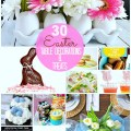 30 easter table decorations and treats