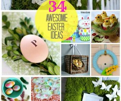 34 awesome easter ideas