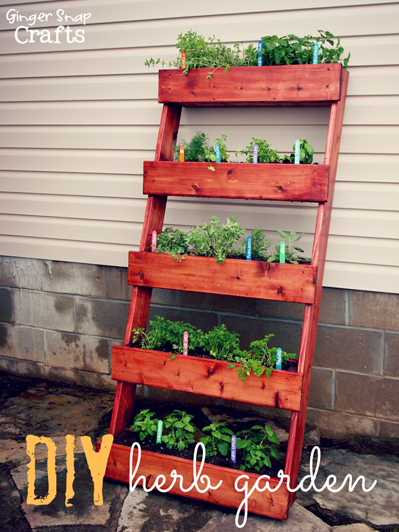 DIY herb garden with The Home Depot_thumb[3]