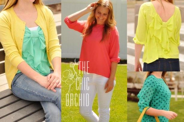 FMK-blouses