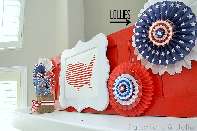 how to make paper lollies at tatertots and jello