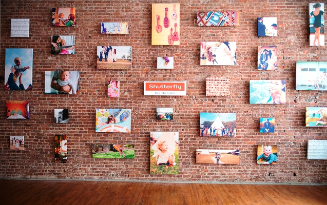 shutterfly canvases