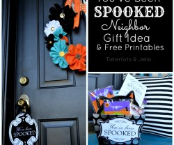 youve been spooked free printables