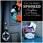 You've Been Spooked: FREE Neighbor Printable Gift Idea!