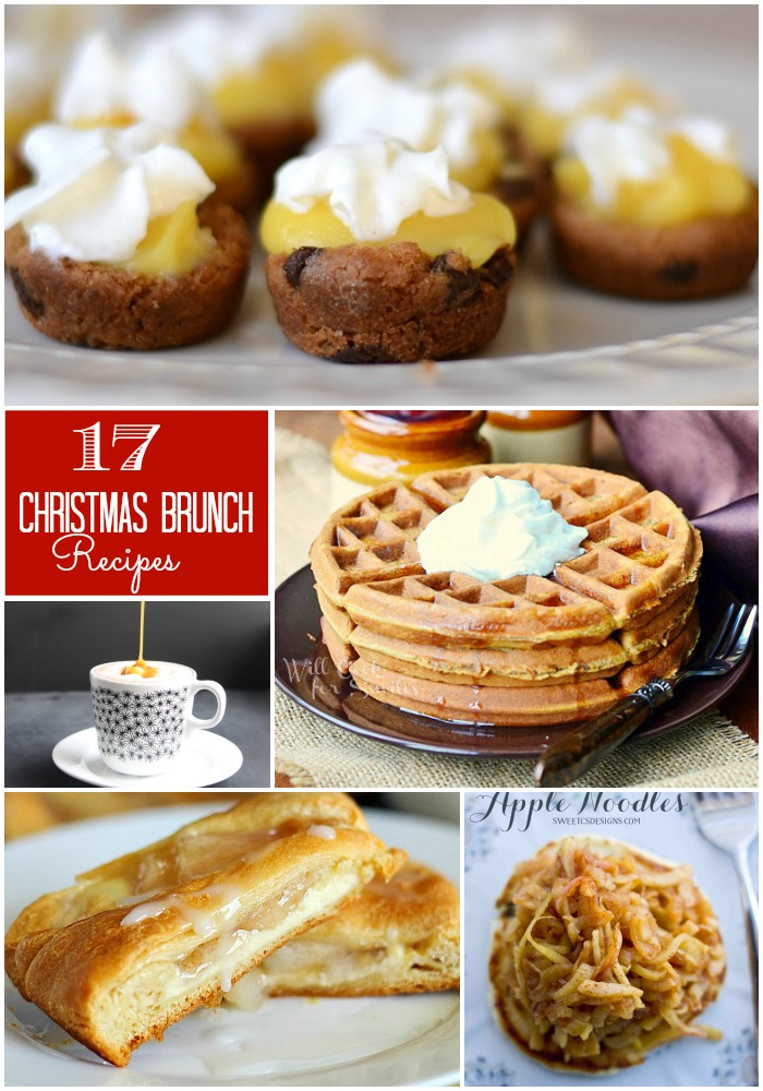 17 christmas brunch recipes
