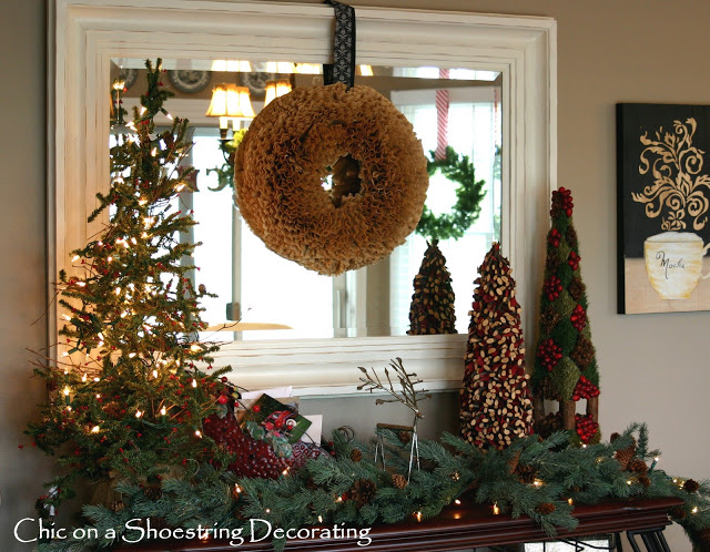 christmas rustic vignette 2011 a
