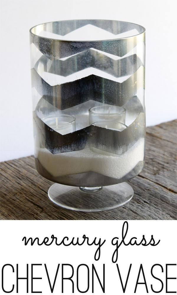 mercury-glass-chevron-vase
