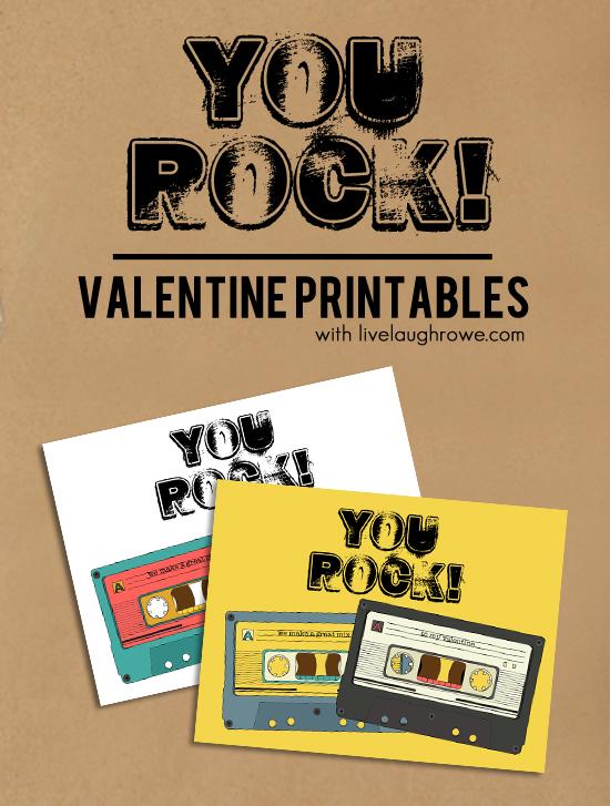 You-Rock-Printable-Vintage-Cassette-Valentines-with-livelaughrowe.com_