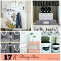 17 diy storage ideas