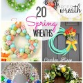 20 diy wreath ideas
