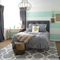 guest room redo at tatertots and jello