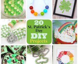 Great Ideas — 20 St. Patrick's Day DIY Projects!
