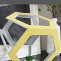 DIY Hexagon Decor