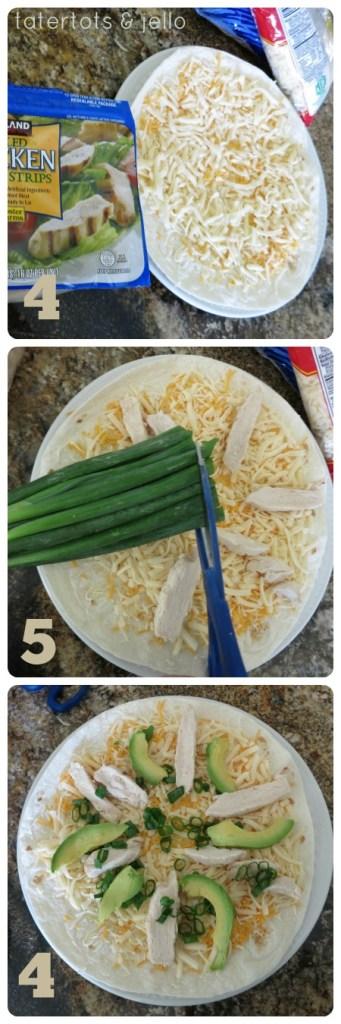 quesadilla 4 and 5
