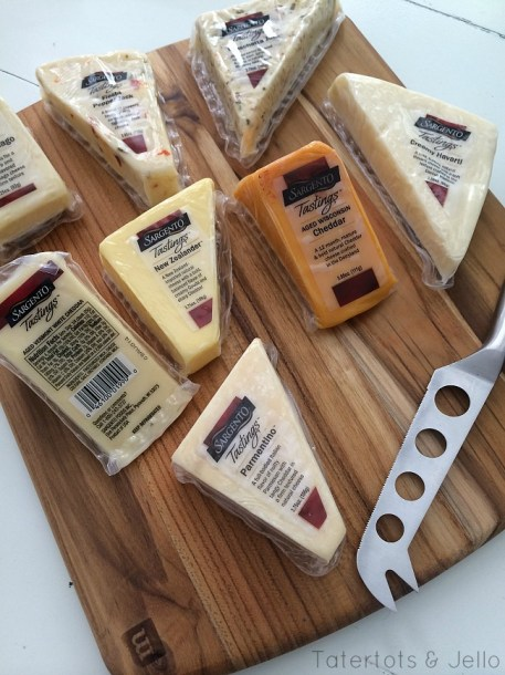 sargento cheese platter