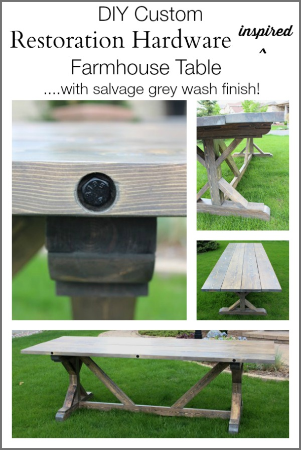 DIY-restoration-hardware-inspired-wood-table