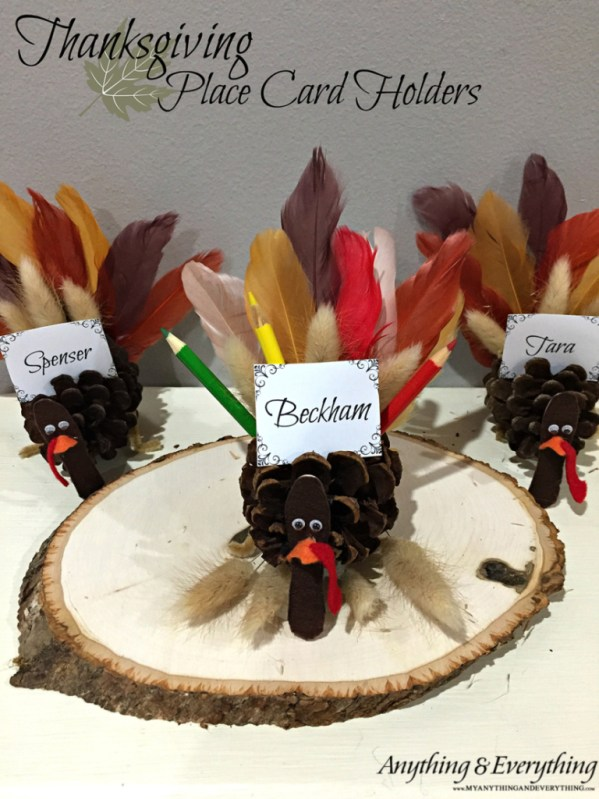 Great Ideas 20 Diy Thanksgiving Ideas Part Two