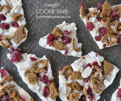 HAPPY Holidays: Cowgirl Cookie Bark
