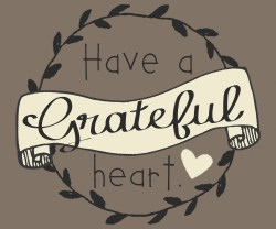 Grateful Heart Printable