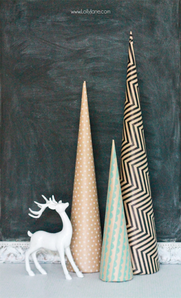 Paper-Wrapped-Christmas-Trees-LollyJane-1