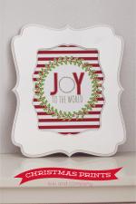 HAPPY Holidays: Free Christmas Printables