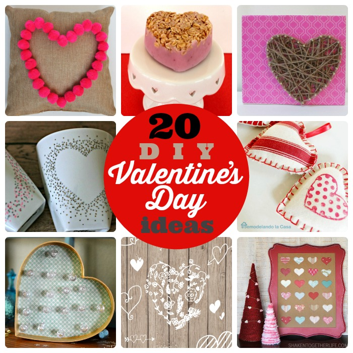 25 valentines day crafts and diy ideas country living 2016 car