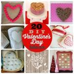 20 DIY Valentine's Day Ideas!