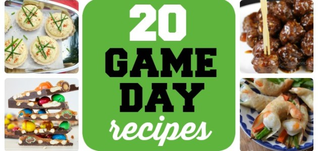 20.game.day.recipes